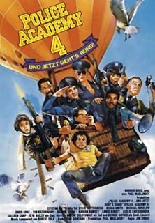 Police Academy IV - ... und jetzt geht´s rund stream