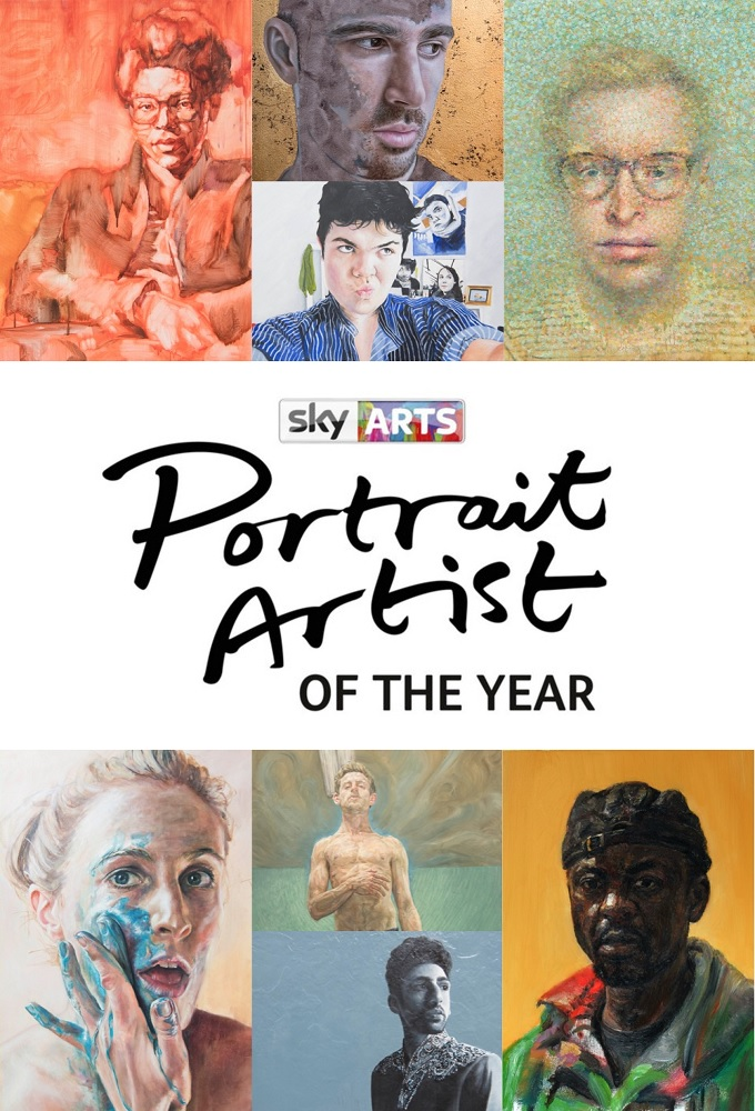 Portrait Artist of the Year stream