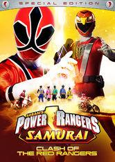 Power Rangers Samurai: Kampf der roten Ranger stream