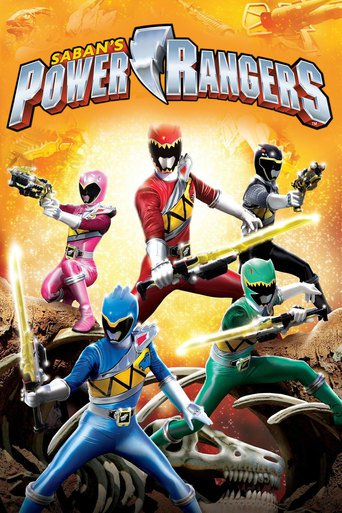 Power Rangers - stream