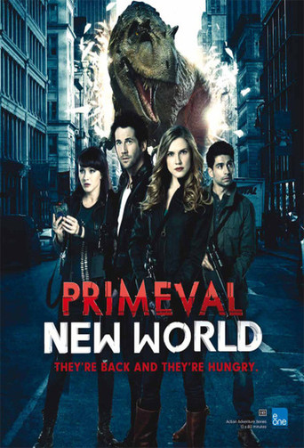 Primeval: New World - stream