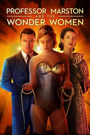 Professor Marston & the Wonder Women stream