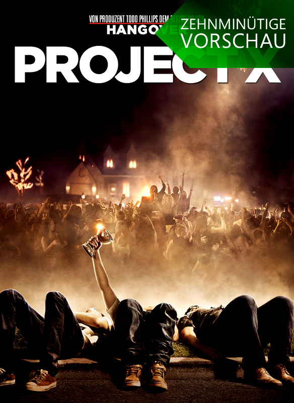 Project X (10 Min. Preview) stream