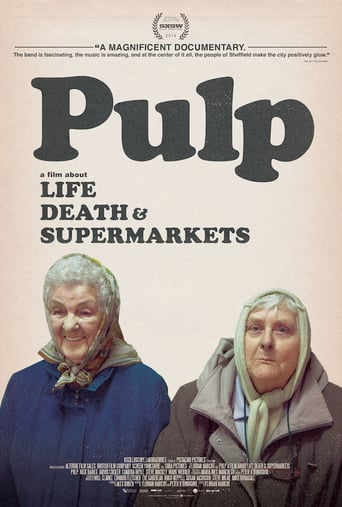Pulp - A Film About Life, Death and Supermarkets Stream