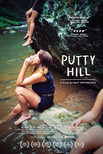 Putty Hill stream