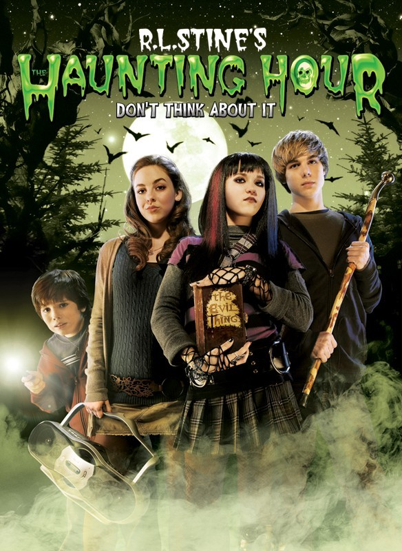 R.L. Stine's The Haunting Hour: Don't Think About It stream