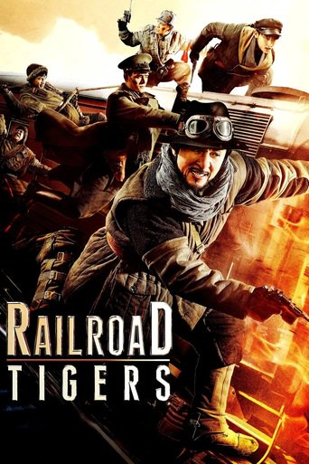 Railroad Tigers - stream