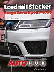 Range Rover Sport P400e - Der Plug-in Hybrid im Review stream