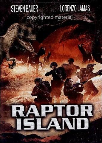Raptor Island stream