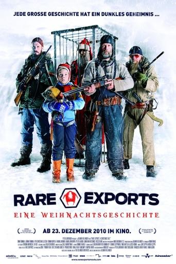 Rare Exports stream