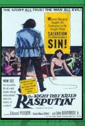 Rasputin, der Dämon von Petersburg stream