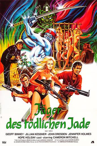 Raw Force - Jäger des tödlichen Jade stream