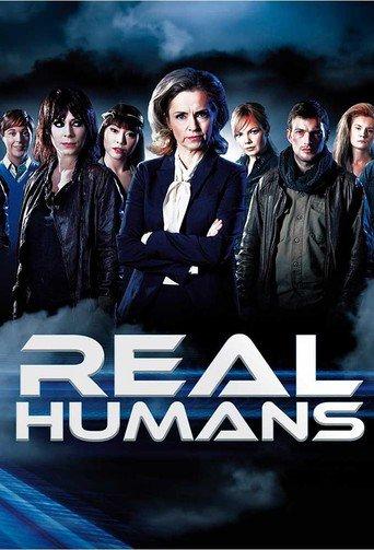 Real Humans - Echte Menschen stream