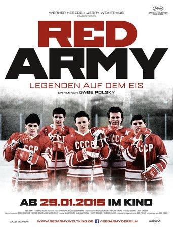 Red Army: Legenden auf dem Eis stream