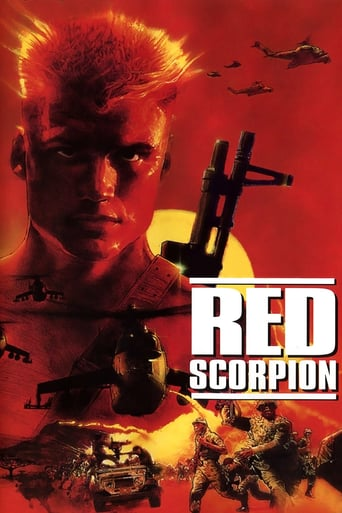 Red Scorpion stream
