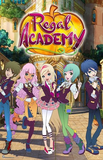 Regal Academy stream