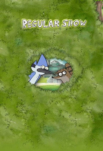 Regular Show stream