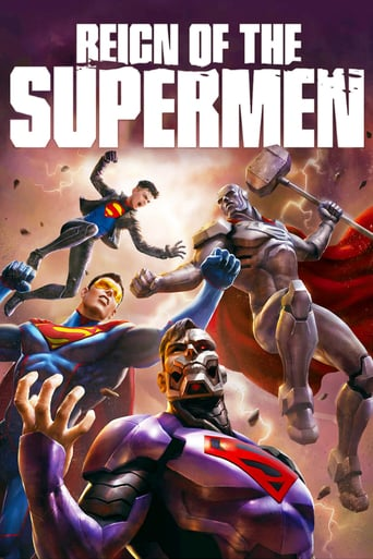 Reign of the Supermen Stream