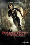 Resident Evil 5 - Retribution - 2D stream