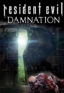 Resident Evil: Damnation stream