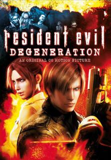 Resident Evil - Degeneration stream