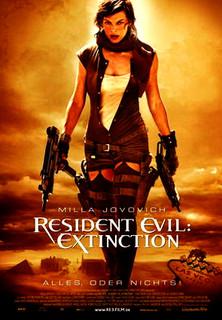 Resident Evil: Extinction stream