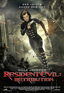 Resident Evil: Retribution stream