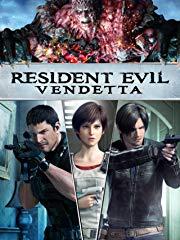 Resident Evil: Vendetta (4K UHD) stream