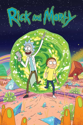 Rick and Morty stream