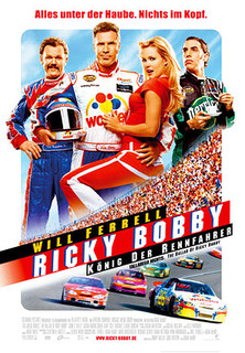Ricky Bobby - König der Rennfahrer Stream