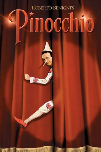 Roberto Benigni's Pinocchio stream