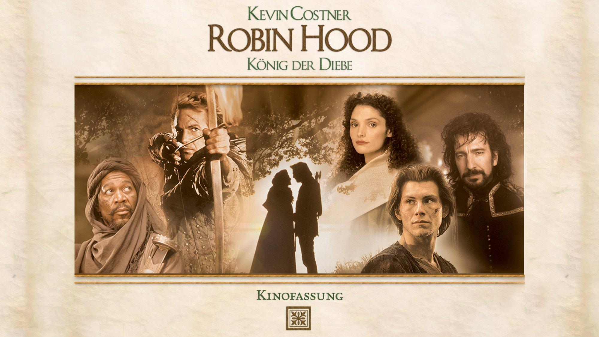 Robin Hood: König der Diebe (Extended Cut) Stream