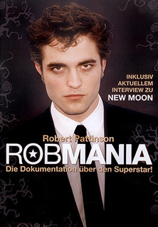 Robmania - Robert Pattinson stream