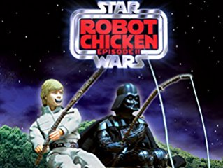 Robot Chicken Star Wars stream