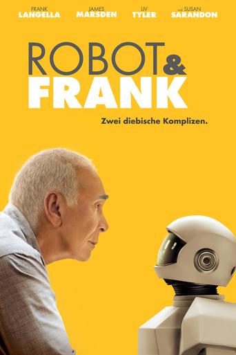 Robot & Frank: Zwei diebische Komplizen. stream