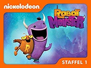 Robot und Monster stream