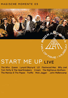 Rock and Roll Hall Of Fame - Start Me Up stream