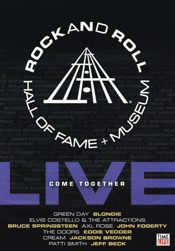Rock and Roll Hall Of Fame - Come Together stream