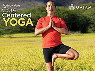 Rodney Yee's Core Centered Yoga stream