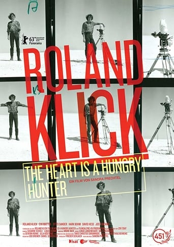 Roland Klick - The Heart is a Hungry Hunter stream