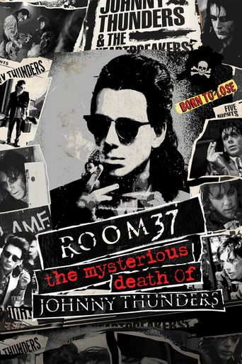 Room 37 - The Mysterious Death of Johnny Thunders stream