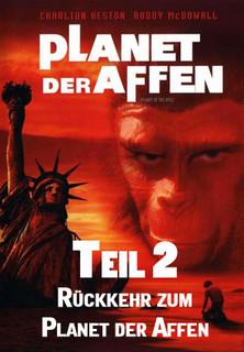 Rückkehr zum Planet der Affen stream
