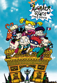 Rugrats in Paris stream