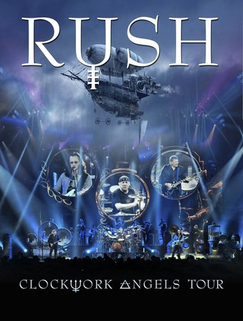 Rush - Clockwork Angels Tour stream