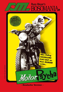 Russ Meyer: Motorpsycho... wie wilde Hengste stream