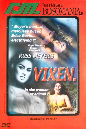 Russ Meyer: Vixen stream