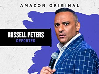 Russell Peters: Deported stream