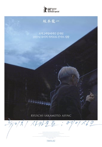 Ryuichi Sakamoto: async at the Park Avenue Armory stream
