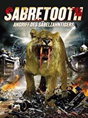 Sabretooth - Angriff des Säbelzahntigers stream