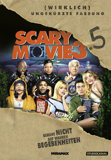 Scary Movie 3 - Extended Version stream